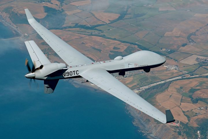 MQ-9B RPA、General Atomics Aeronautical Systems、大西洋横断